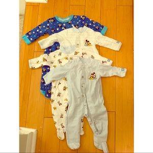 Baby Mickey PJ Bundle